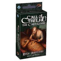 Call  of Cthulhu LCG: Ebla Restored