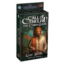 Call  of Cthulhu LCG: Lost Rites