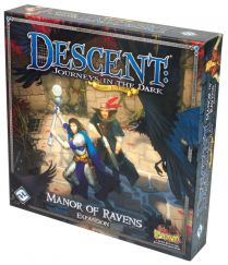 Descent 2nd Ed: Manor of Ravens