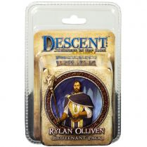 Descent 2nd Ed: Rylan Lieutenant