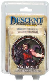 Descent 2nd Ed: Zachareth Lieutenant