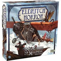 Eldritch Horror: The Mountains of Madness на английском языке