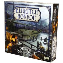 Eldritch Horror: Masks of Nyarlathotep на английском языке