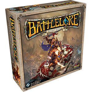 Купить BattleLore 2nd Edition, Настольная игра Fantasy Flight Games