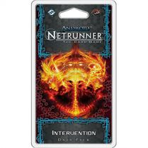 Android Netrunner LCG: Intervention