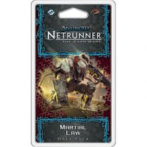 Android Netrunner LCG: Martial Law