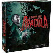 Fury of Dracula Third Edition