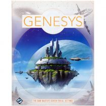 Genesys. Game Master's Screen