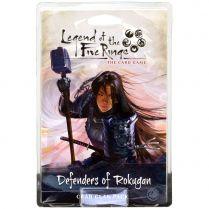 Legend of the Five Rings LCG: Defenders of Rokugan Clan