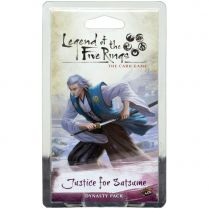 Legend of the Five Rings LCG: Justice for Satsume