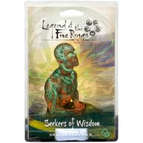 Legend of the Five Rings LCG: Seekers of Wisdom Clan Расk