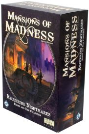 Mansion of Madness: Recurring Nightmares Figure and Tile Collection