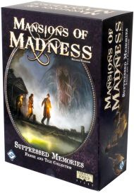 Mansion of Madness: Suppressed Memories Figure and Tile Collection