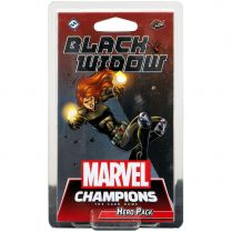 Marvel LCG: Black Widow Hero Pack
