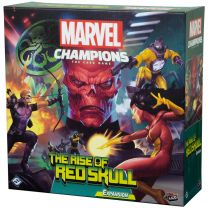 Marvel LCG: The Rise of Red Skull