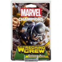 Marvel LCG: The Wrecking Crew Scena