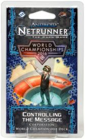 Netrunner LCG: Controlling the Message - 2016 Corporation Deck