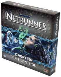 Android Netrunner LCG: Creation and Control Deluxe