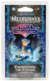 Netrunner LCG: 2015 Corp World Champion