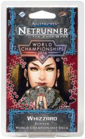 Netrunner LCG: Whizzard - 2016 Runner Deck