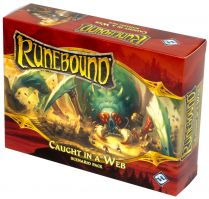 Runebound Third Edition: Caught in a Web
