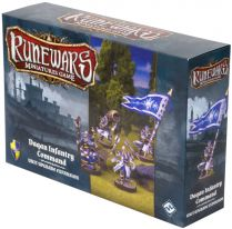 Runewars: Daqan Infantry Command Unit Upgrade Expansion
