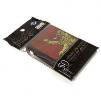 Игра Престолов. Протекторы (50 шт., 63.5x88 мм): House Lannister
