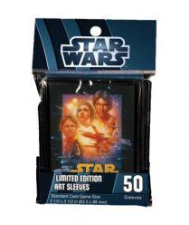 Протекторы Star Wars, с иллюстрацией (50 шт., 63.5x88 мм): рисунок