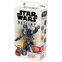 Star Wars Destiny: Allies of Necessity Draft Set на английском языке