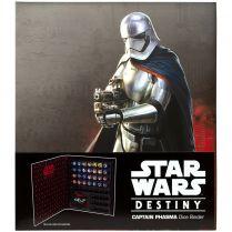 Star Wars Destiny: Captain Phasma Dice Binder