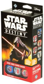 Star Wars Destiny: Kylo Ren Starter Set на английском языке