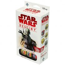 Star Wars Destiny: Boba Fett Starter Set на английском языке