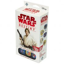 Star Wars Destiny: Luke Skywalker Starter Set на английском языке