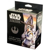 Star Wars: Legion – 1.4 FD Laser Cannon Team