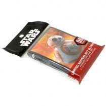 Star Wars. Протекторы (50 шт., 63.5x88 мм): BB-8