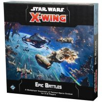 Star Wars: X-Wing Second Edition – Epic Battles Multiplayer