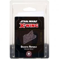 Star Wars: X-Wing Second Edition – Galactic Republic Damage Deck