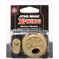 Star Wars: X-Wing Second Edition – Galactic Republic Maneuver