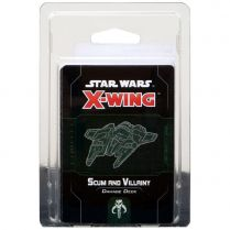 Star Wars: X-Wing Second Edition – Scum and Villainy Damage Deck