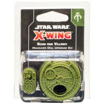 Star Wars: X-Wing Second Edition – Scum and Villainy Maneuver Dial Upgrade Kit
