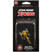 Star Wars: X-Wing Second Edition – Naboo Royal N-1 Starfighter