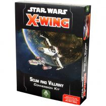 Star Wars: X-Wing Second Edition – Scum and Villainy Conversion Kit