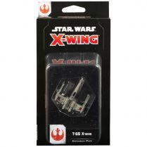 Star Wars: X-Wing Second Edition – T-65 X-Wing