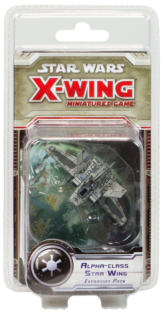 Купить Star Wars: X-Wing – Alpha-class Star Wing на английском языке, Настольная игра Fantasy Flight Games