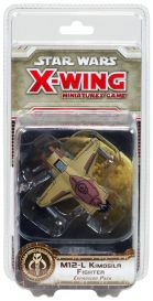 Star Wars: X-Wing – M12-L Kimogila Fighter на английском языке