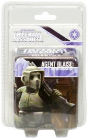 Star Wars: Imperial Assault - Agent Blaise Villan pack