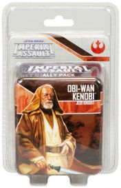 Star Wars: Imperial Assault - Obi-Wan Kenobi Ally Pack
