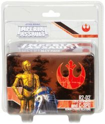 Star Wars: Imperial Assault - R2-D2 and C-3PO Ally Pack