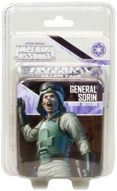 Star Wars: Imperial Assault - General Sorin Villain Pack