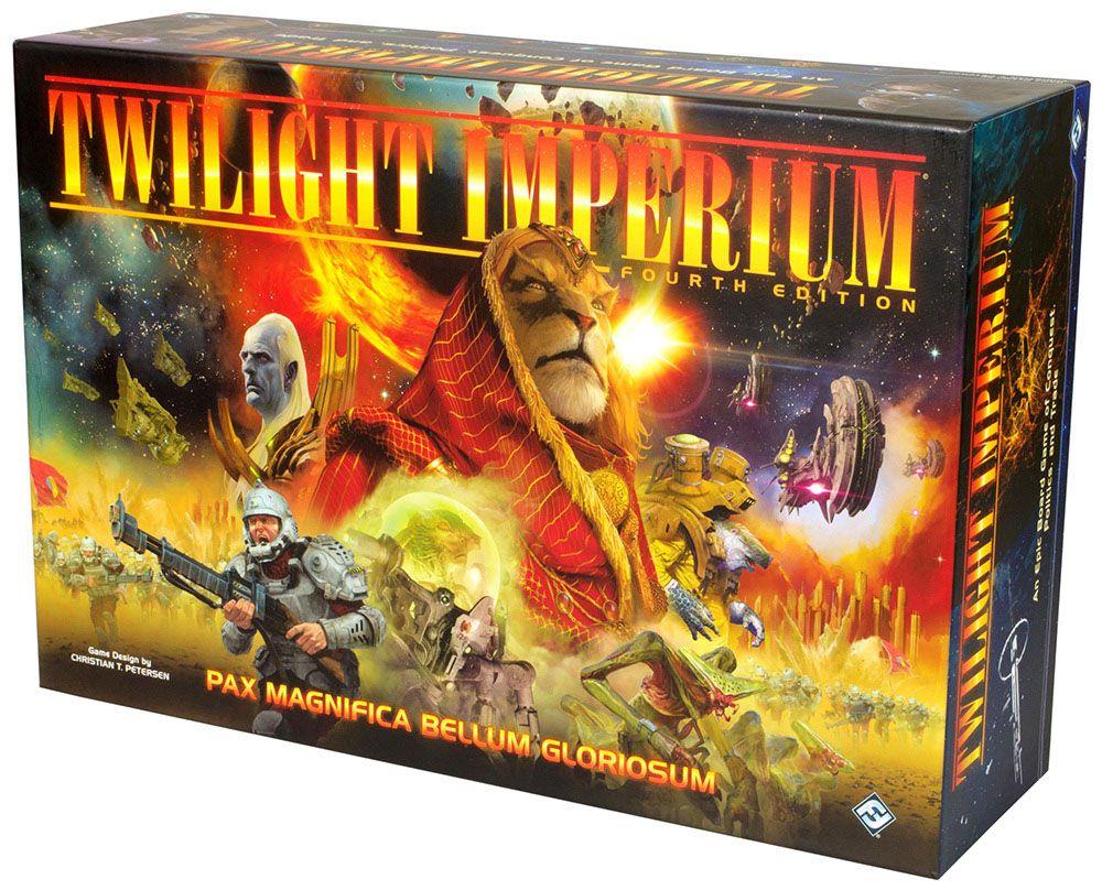 Купить Twilight Imperium: 4th Edition, Настольная игра Fantasy Flight Games